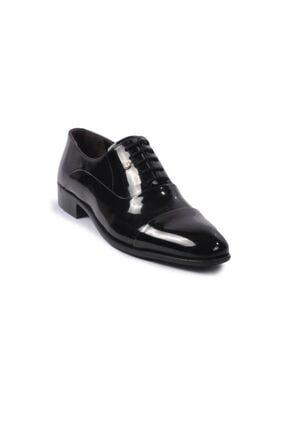 Pierre Cardin 70pc20 Siyah Rugan Erkek Klasik Ayakkabı 4