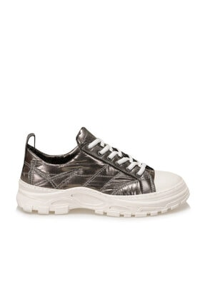 Butigo LEE Antrasit Kadın Havuz Taban Sneaker 100913026 1