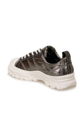 Butigo LEE Antrasit Kadın Havuz Taban Sneaker 100913026 2
