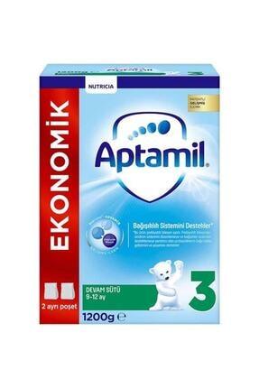 Aptamil 3 Devam Sütü 1200 gr 0