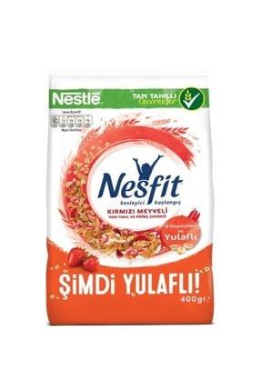 Nestle Kırmızı Meyveli Kahvaltılık Gevrek 400 gr 0