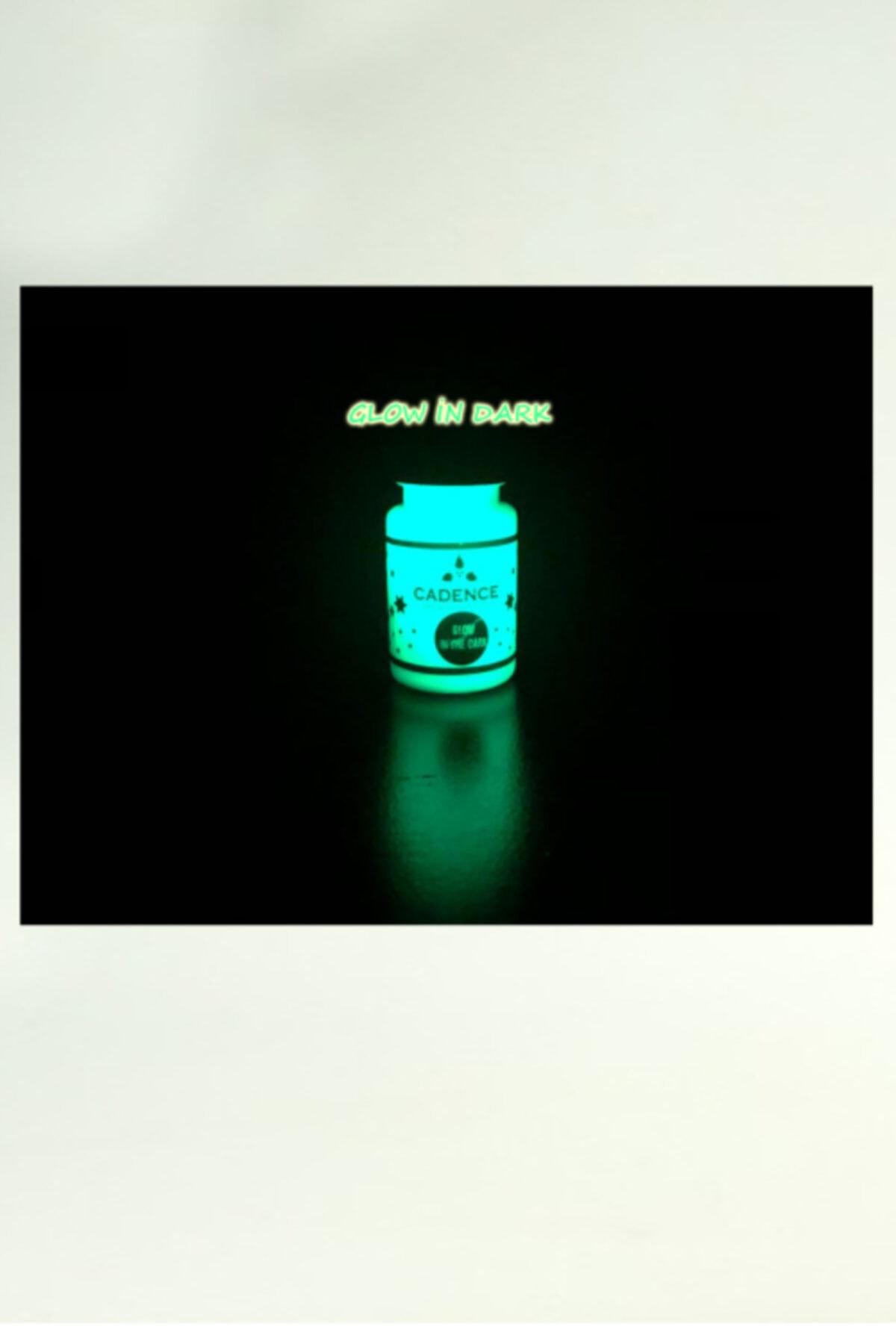Karanlıkta Parlayan Hayalet Boya(glow In Dark-50ml. Mavi