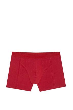 Mavi Erkek Kırmızı Boxer 092121-30648 0
