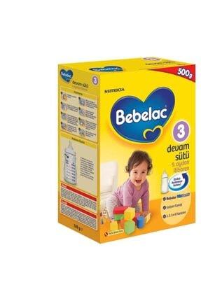 Bebelac 3 Devam Sütü 500 Gr 0