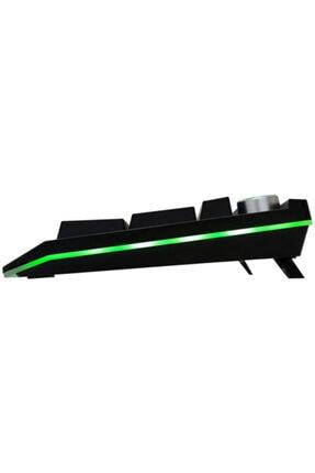 Rampage Kb-r103 Extreme Full Rgb Işıklı Outemu E-spor Blue Switch Oyuncu Mekanik Klavye 2