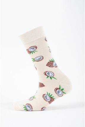 Mojjo Kadın 3 Lü Bambu Soket Çorap 3