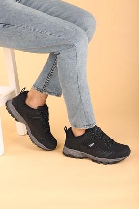 Lumberjack Erkek Siyah Bot Ayakkabı Flake Su Geçirmez 0
