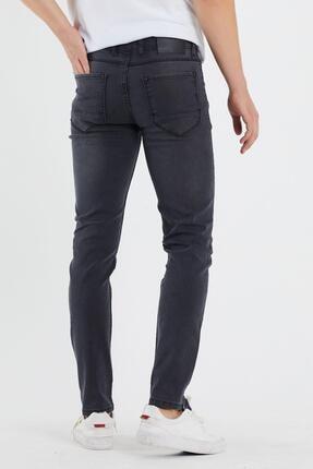 Giyenbilir Erkek Antrasit Kot Pantolon 3