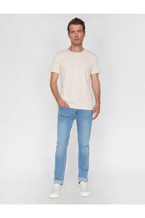 Koton Erkek Brad Slim Fit Jean Pantolon 1