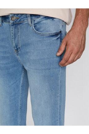 Koton Erkek Brad Slim Fit Jean Pantolon 4