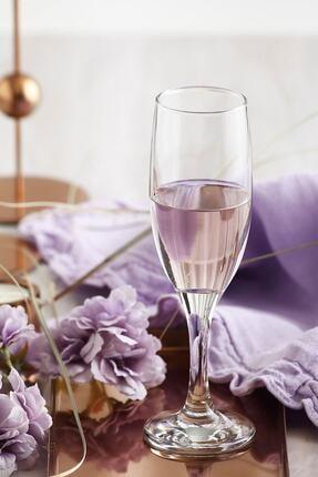 Lav Misket 6'lı Şampanya Kadehi 0