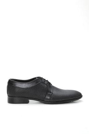 Ayakkabı Modası Erkek Siyah  Klasik Ayakkabı 0