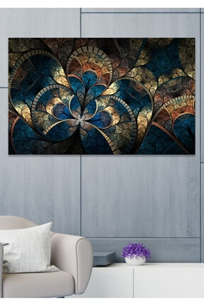 Hediyeler Kapında 50x70 Anatolia Kanvas Duvar Tablo 0
