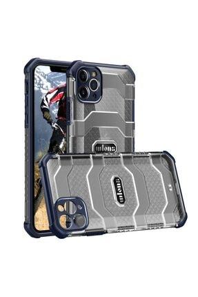 Apple Iphone 11 Pro Max Kılıf Wlons Mit Silikon Kaymaz Mat Dayanıklı 0