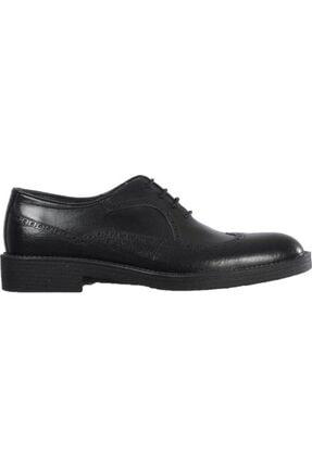 Pierre Cardin Erkek Hazır Taban Ayakkabı 104011 Siyah 4