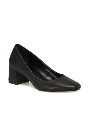 Butigo 20K-780C Siyah Kadın Topuklu Ayakkabı 100584629 1