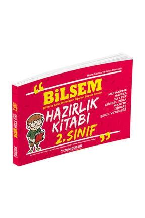Zeki Çocuk Yayınları 2. Sınıf BİLSEM Hazırlık Kitabı 0