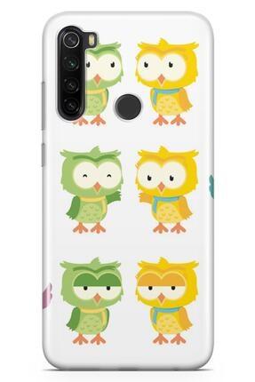 Melefoni Xiaomi Redmi Note 8 Owl Serisi Anastasia Kılıf 1