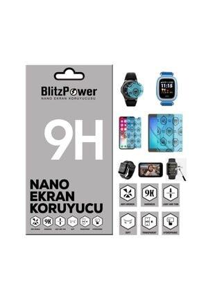 "BlueGsm Huawei Matepad T10s 10.1"" Gerçek Nano Kırılmaz Ekran Koruyucu 3"