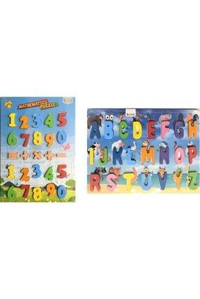 BEMİ Mateatik Puzle Ve Alfabe Puzzle 0