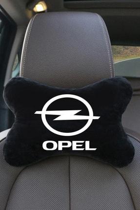 1araba1ev Opel Zafira Koltuk Boyun Yastığı Seyahat Yastık 2'li 3