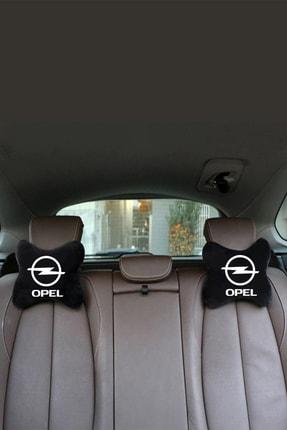 1araba1ev Opel Zafira Koltuk Boyun Yastığı Seyahat Yastık 2'li 4