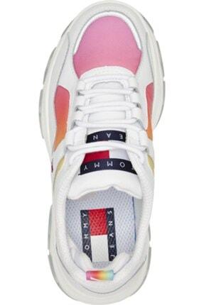 Tommy Hilfiger Degrade Flatform Shoe 4
