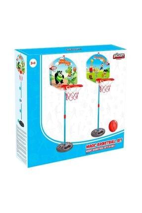 PİLSAN Magic Basketbol Seti Ayaklı 2