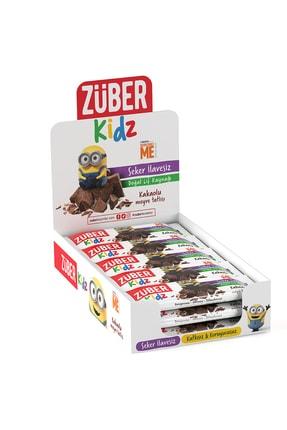 Züber Eğlenceli Kidz Bar Ikilisi - 32 Adet X 30 Gr 2