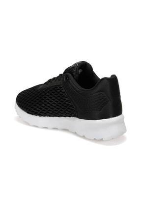 Kinetix Siyah Beyaz Kadın Sneaker 2