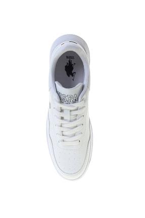 Polo Abe Beyaz Kadın Sneaker 100488846 3