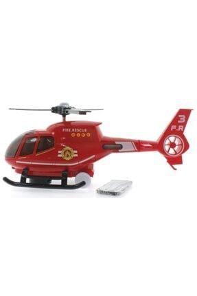 Mega Bloks U.k. Çarp Dönsün Kırmızı Helikopter 2