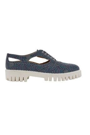 ALBERTO GUARDIANI Hakiki Deri Bayan Ayakkabı 0