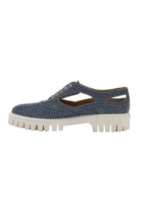 ALBERTO GUARDIANI Hakiki Deri Bayan Ayakkabı 1