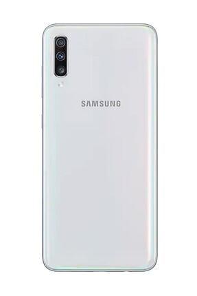 Samsung Galaxy A70 2019 128 GB Beyaz (Samsung Türkiye Garantili) 1