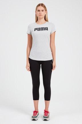 Puma Kadın Siyah Spor Tayt 2