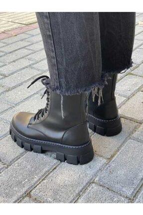Baggy Walk Arwen Siyah Kadın Bot 3