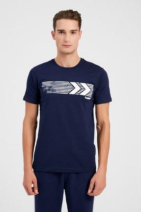 HUMMEL Erkek Spor T-shirt - Hmlsalmon T-Shırt S/ 0