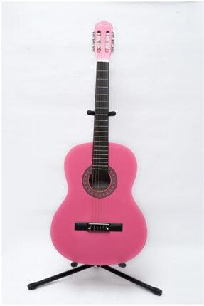 SİMGE 4/4 Tam Boy Pn(pembe)klasik Gitar 0