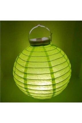 Kelebek Oyuncak Yeşil Işıklı Japon Feneri 1