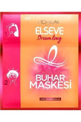 Elseve Dream Long Onarıcı Bakım Şampuan 450ml & Dream Long Buhar Maskesi 1