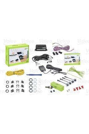 Valeo Park Sensoru (kit) No.1 Arka Taraf Algilama - 4 Sensor, Sesli Ikaz- 0