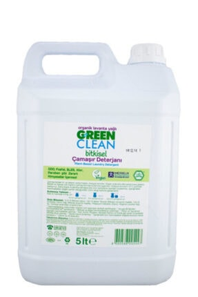Green Clean Sıvı Deterjan