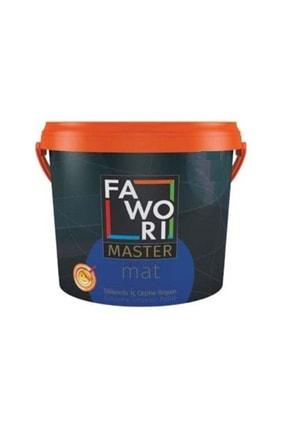 Fawori Silikonlu Master Mat Iç Cephe Duvar Boyası 7,5 lt Renk:tuana 0