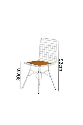 Evdemo Çocuk Sandalyesi Tel Sarı 1