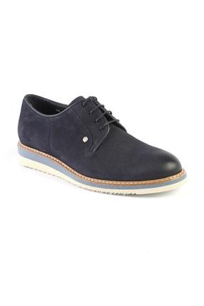 Erkek Lacivert Oxford Ayakkabı resmi
