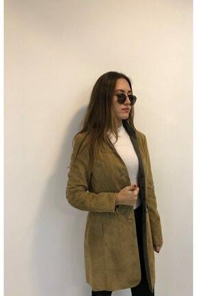 ASUS Kadın Bej Karolina ceket 0