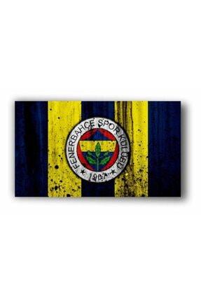 kanvasnes Fenerbahçe Temalı - Her Mekana Uygun Dekoratif Kanvas Tablo 30x60 Cm 1