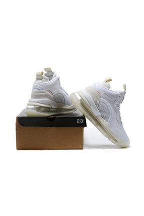 Nike Unisex Beyaz Spor Ayakkabı 2