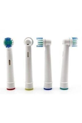 Oral-B 4 Adet Diş Fırçası Yedek Başlığı 3